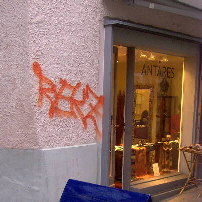 ANTARES BOUTIQUE NEUMARKT Z�RICH
