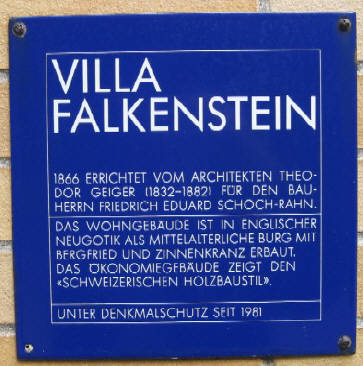 Villa Falkenstein schanzengasse olgastrasse zuerich graffiti streetart